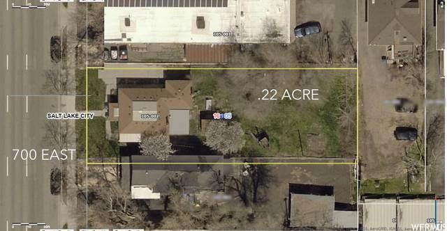 113 S 700 E, Salt Lake City, UT 84102 (#1727374) :: C4 Real Estate Team