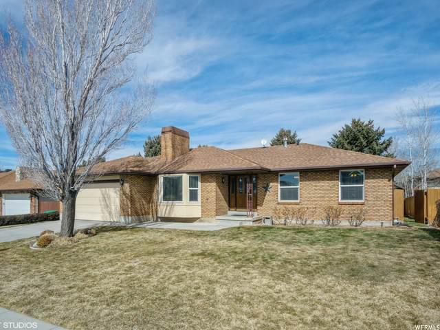 1587 Edgecliff Dr, Sandy, UT 84092 (#1727385) :: Utah Dream Properties
