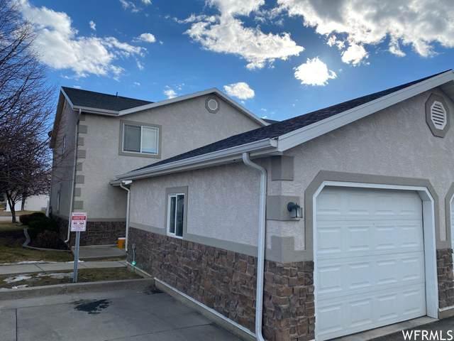 323 E 2350 N # 13, North Ogden, UT 84414 (MLS #1727388) :: Lawson Real Estate Team - Engel & Völkers