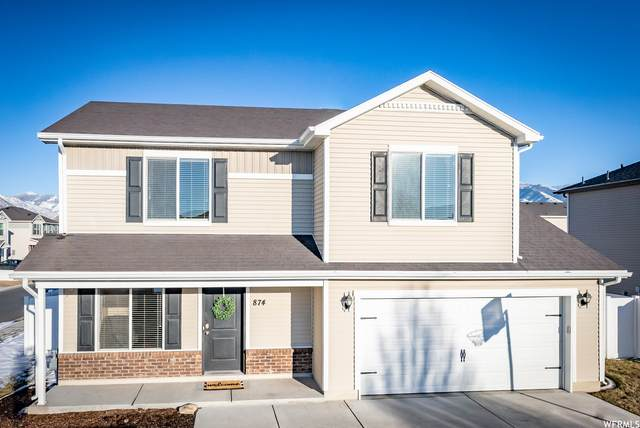 874 N 480 W, Logan, UT 84321 (#1727402) :: Big Key Real Estate