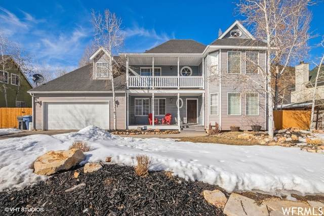 2805 E Sidewinder Dr N, Park City, UT 84060 (MLS #1727410) :: Summit Sotheby's International Realty