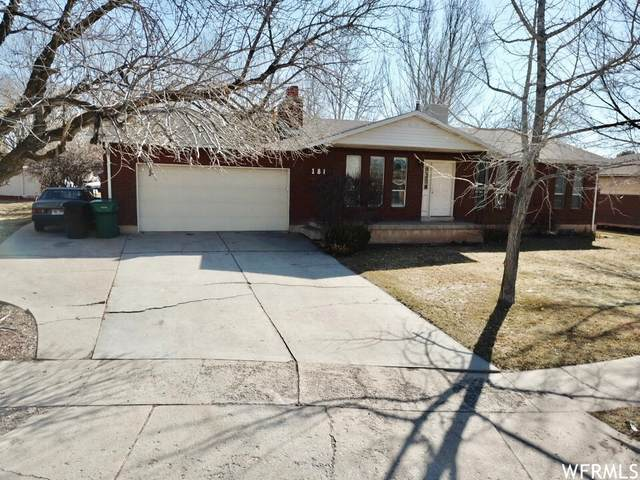 188 N 1100 W, Clearfield, UT 84015 (#1727416) :: Utah Dream Properties