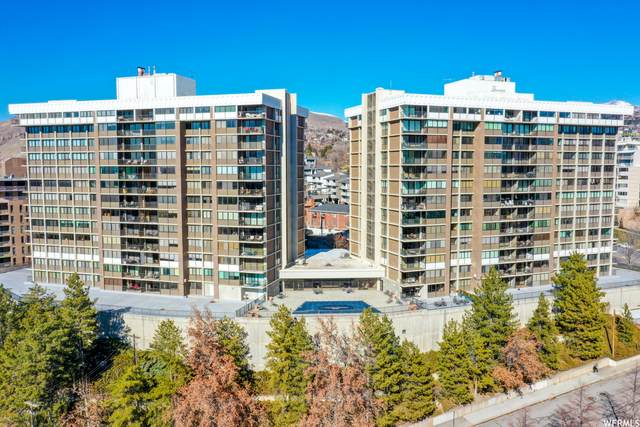 241 N Vine St 402W, Salt Lake City, UT 84103 (#1727419) :: Colemere Realty Associates