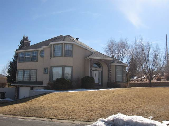875 Canyon View Dr, Roosevelt, UT 84066 (MLS #1727427) :: Summit Sotheby's International Realty