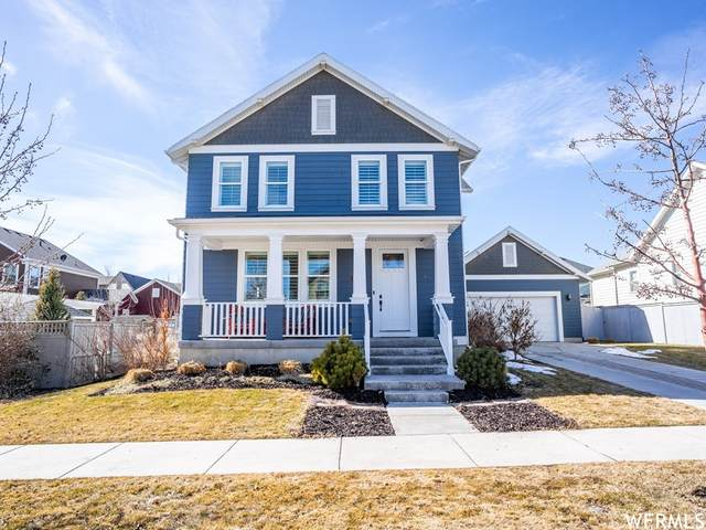 10248 S Willamette Way W, South Jordan, UT 84009 (MLS #1727430) :: Lawson Real Estate Team - Engel & Völkers