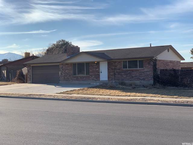 4370 S Deno Dr, West Valley City, UT 84120 (MLS #1727449) :: Summit Sotheby's International Realty