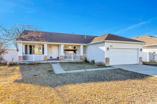 372 S Christine Way W, Kaysville, UT 84037 (#1727452) :: Utah Dream Properties