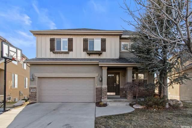 10240 S Eagle Cliff Way, Sandy, UT 84092 (#1727461) :: Utah Dream Properties