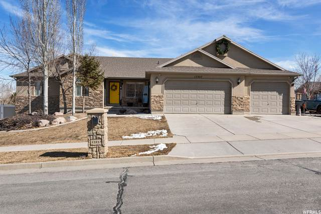 13927 S Copper Peak Cir W, Herriman, UT 84096 (#1727484) :: Exit Realty Success