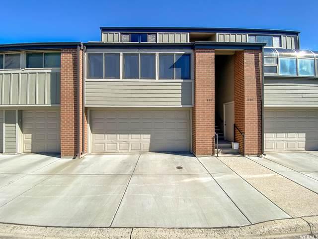 1121 E Brickyard Rd Rd S #1805, Salt Lake City, UT 84106 (MLS #1727495) :: Summit Sotheby's International Realty