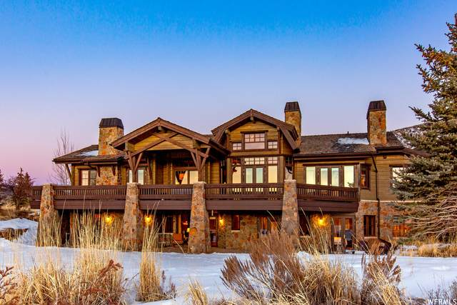 6621 E Stone Fly Ct, Heber City, UT 84032 (MLS #1727506) :: High Country Properties