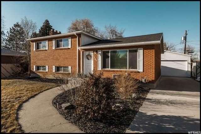 607 E Connie Dr S, Midvale, UT 84047 (#1727515) :: Utah Dream Properties