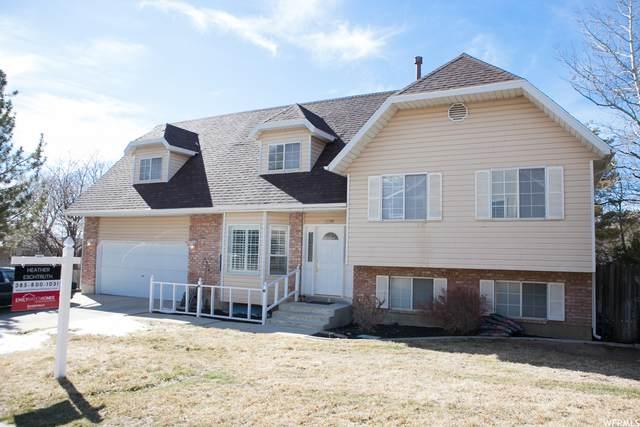 11590 S High Mesa Dr, Sandy, UT 84092 (#1727530) :: Utah Dream Properties