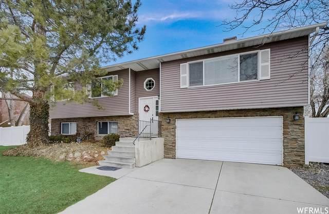 1687 E Ridgemark Dr S, Sandy, UT 84092 (MLS #1727536) :: Lookout Real Estate Group