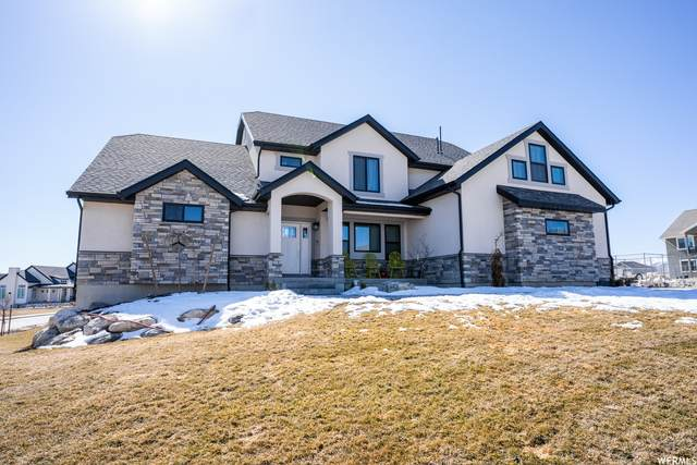 1336 E Valencia Cir, Eagle Mountain, UT 84005 (#1727548) :: Red Sign Team