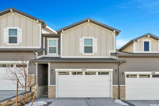4970 N Marble Fox Way W #143, Lehi, UT 84043 (#1727560) :: Utah Dream Properties