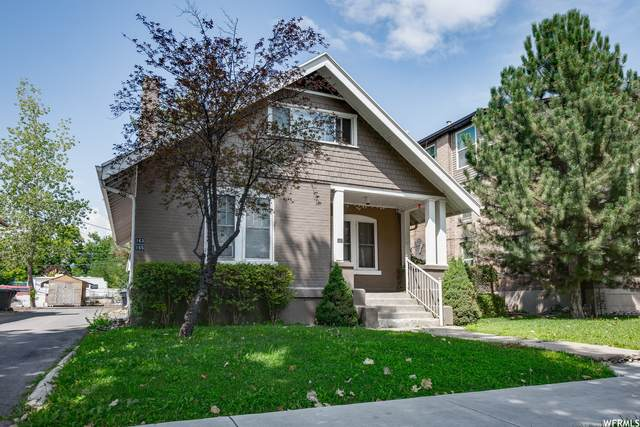 167 E 400 N, Provo, UT 84606 (#1727564) :: Berkshire Hathaway HomeServices Elite Real Estate