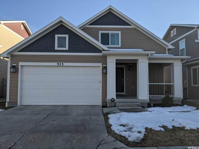 923 W Delorean Ln, Midvale, UT 84047 (#1727568) :: Utah Dream Properties