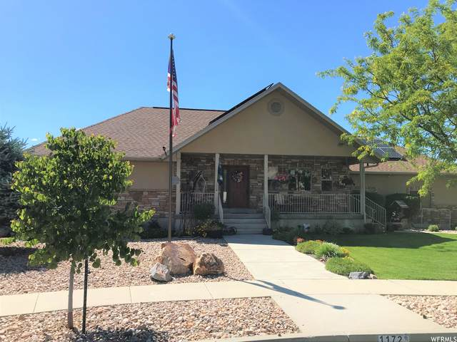 1172 S River Rock Rd, Spanish Fork, UT 84660 (#1727575) :: C4 Real Estate Team