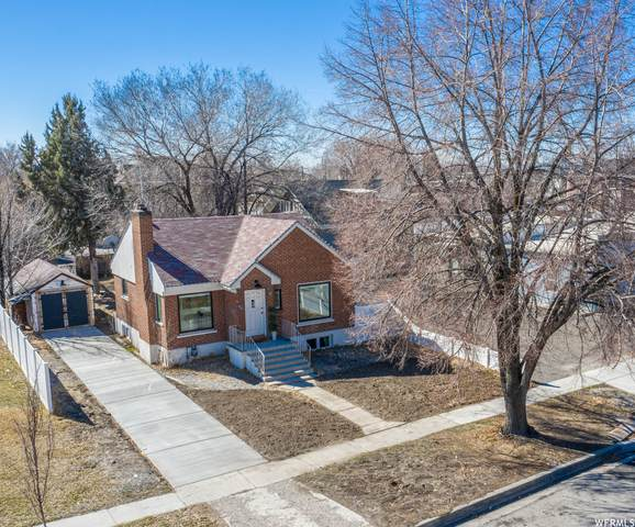 487 W 400 N, Provo, UT 84601 (#1727577) :: The Perry Group