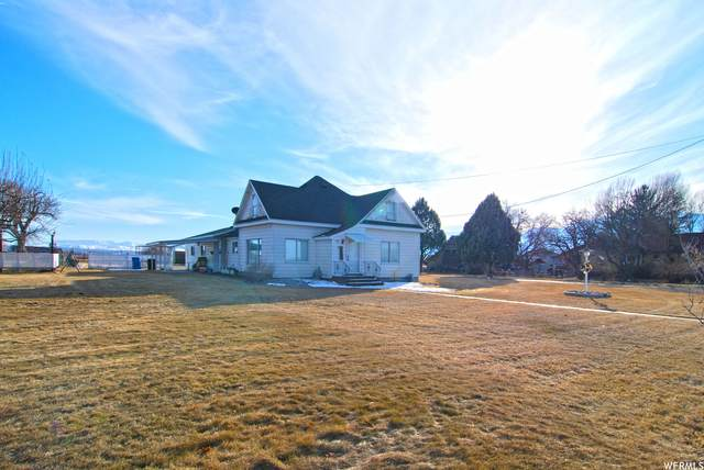836 W 3200 S, Nibley, UT 84321 (MLS #1727593) :: Summit Sotheby's International Realty