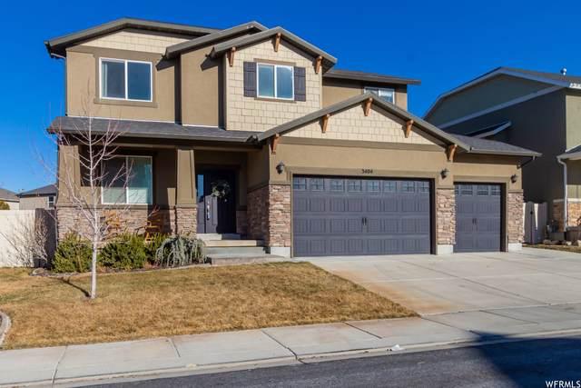 3404 W High Plains Way, Lehi, UT 84043 (#1727611) :: RE/MAX Equity