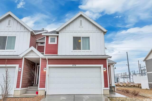 272 E Wren Hill Ln E, Saratoga Springs, UT 84045 (MLS #1727614) :: Lawson Real Estate Team - Engel & Völkers