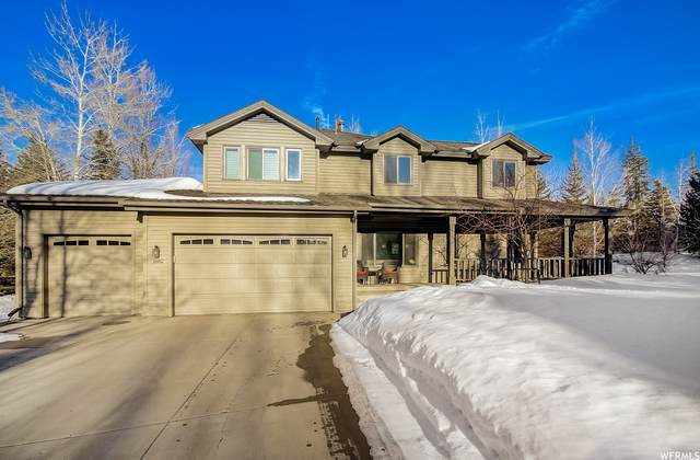1682 Northshore Ct, Park City, UT 84098 (#1727626) :: The Fields Team