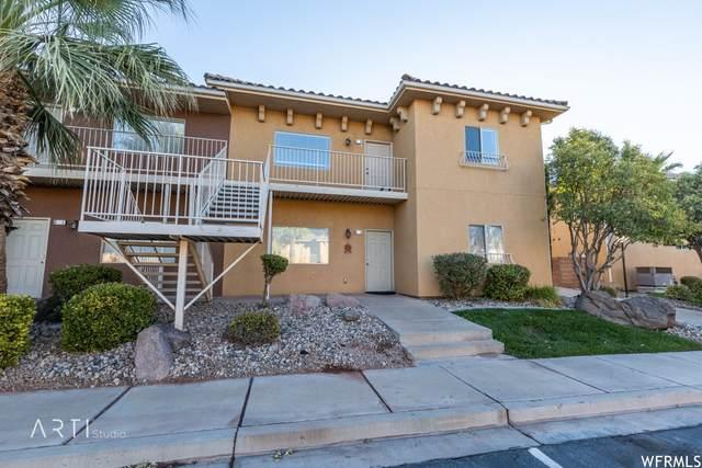 700 Main St N #D8, Washington, UT 84780 (MLS #1727631) :: Lawson Real Estate Team - Engel & Völkers