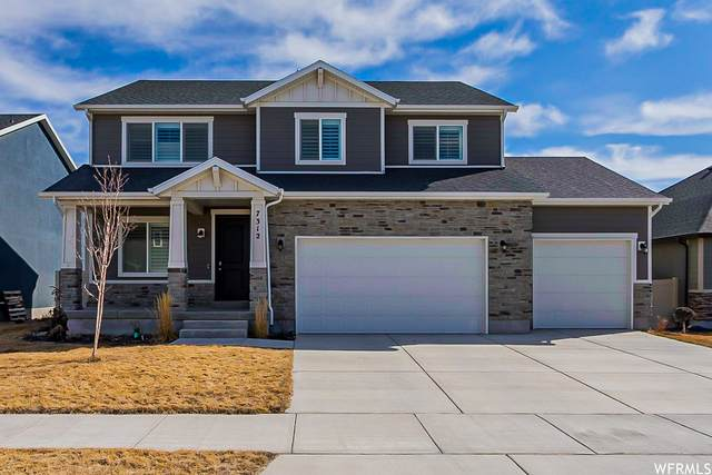 7312 N Honey Way, Eagle Mountain, UT 84005 (#1727635) :: RE/MAX Equity