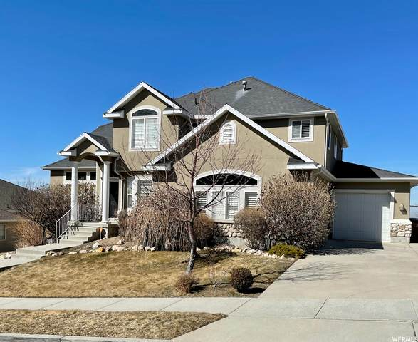 535 E Rocky Knoll Ln S, Draper, UT 84020 (MLS #1727645) :: Summit Sotheby's International Realty