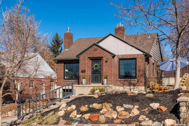 1555 E Bryan Ave, Salt Lake City, UT 84105 (MLS #1727651) :: Summit Sotheby's International Realty