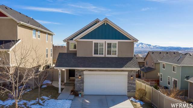 2857 W Hidden Moose Ln N, Lehi, UT 84043 (#1727653) :: Red Sign Team