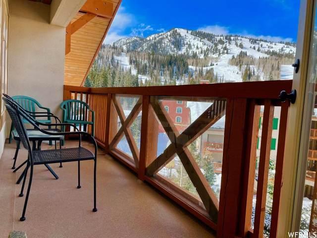 12090 E Big Cottonwood Canyon Rd #501, Solitude, UT 84121 (MLS #1727662) :: Summit Sotheby's International Realty