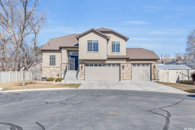 731 E Christensen Ct S, Salt Lake City, UT 84106 (MLS #1727663) :: Summit Sotheby's International Realty