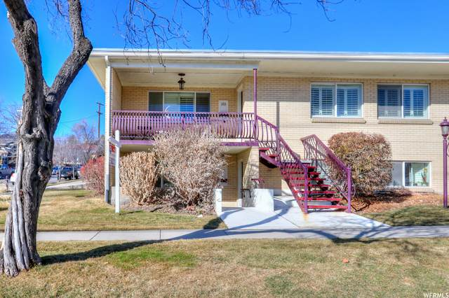 203 E 3RD Ave N #203, Salt Lake City, UT 84103 (#1727669) :: Utah Dream Properties