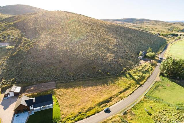 1351 S Foothill Dr #3, Kamas, UT 84036 (MLS #1727670) :: High Country Properties