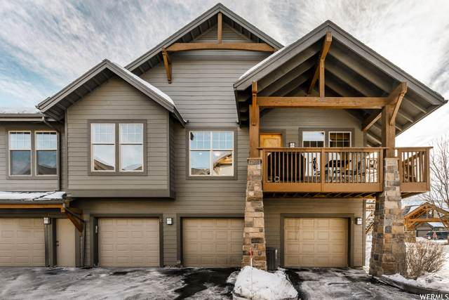1642 W Redstone Ave E, Park City, UT 84098 (MLS #1727672) :: Summit Sotheby's International Realty
