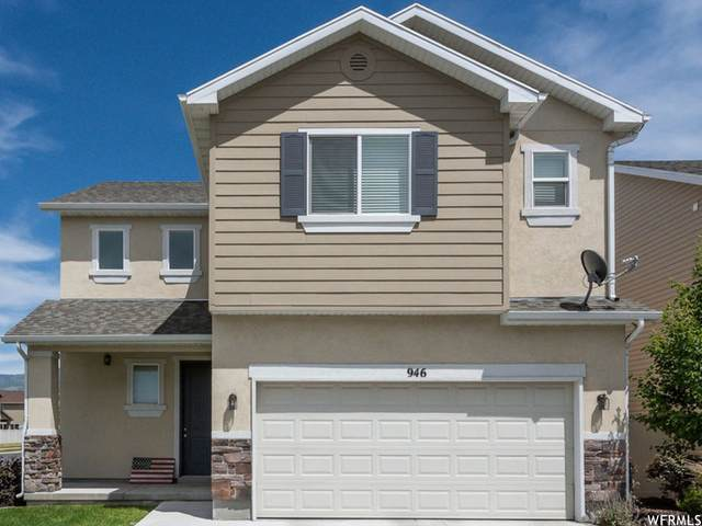 946 W Stonehaven Dr, North Salt Lake, UT 84054 (#1727690) :: The Perry Group