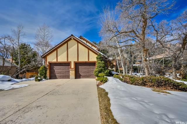 8796 S Grand Oak Dr E, Salt Lake City, UT 84121 (MLS #1727703) :: Summit Sotheby's International Realty