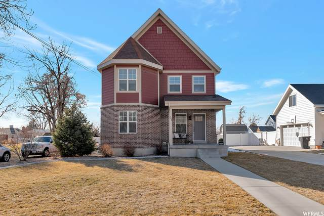 248 S 200 E, Springville, UT 84663 (#1727706) :: The Perry Group