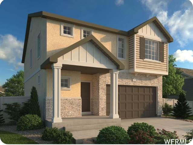 4098 W Red Clover Dr N #5042, Lehi, UT 84043 (#1727708) :: REALTY ONE GROUP ARETE