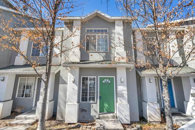 475 N Redwood Rd #12, Salt Lake City, UT 84116 (MLS #1727712) :: Summit Sotheby's International Realty
