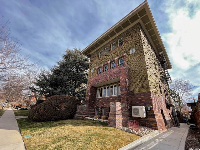 86 N B St #9, Salt Lake City, UT 84103 (MLS #1727720) :: Summit Sotheby's International Realty