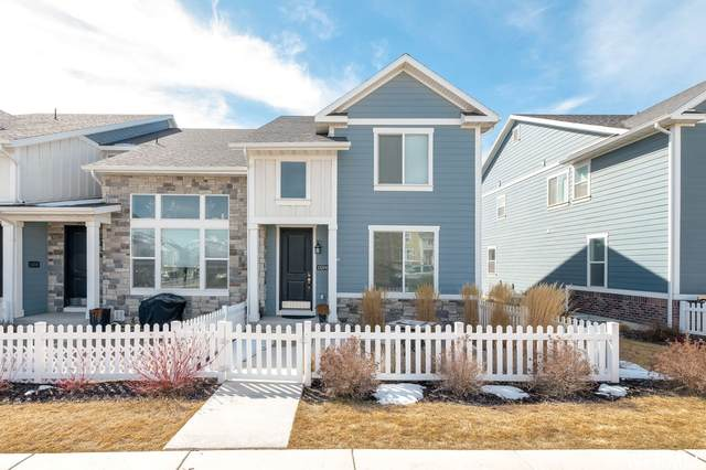 13204 S Fort Herriman Pkwy, Herriman, UT 84096 (#1727735) :: Exit Realty Success