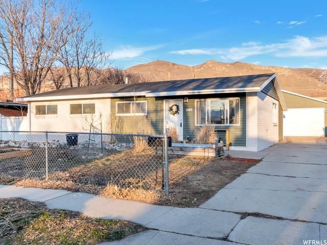 1160 N Victoria Way W, Salt Lake City, UT 84116 (#1727754) :: Livingstone Brokers