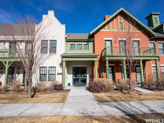 11151 S Tydeman Way W #207, South Jordan, UT 84009 (MLS #1727773) :: Summit Sotheby's International Realty
