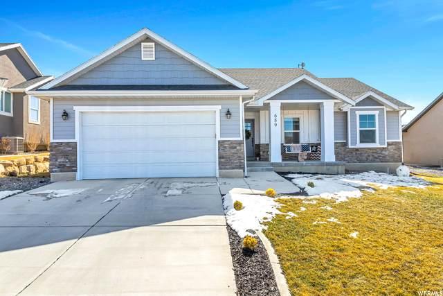 689 Stone Brook Cir, Santaquin, UT 84655 (MLS #1727784) :: Lawson Real Estate Team - Engel & Völkers