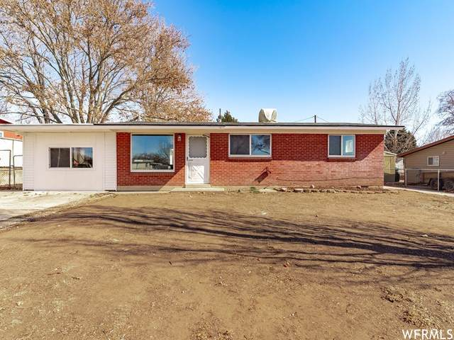 637 N 200 W, Clearfield, UT 84015 (MLS #1727785) :: Summit Sotheby's International Realty