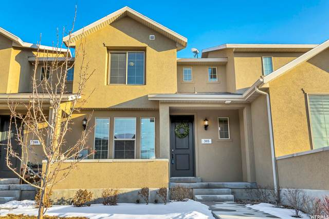 395 W Frost Ln, Stansbury Park, UT 84074 (MLS #1727789) :: Lawson Real Estate Team - Engel & Völkers